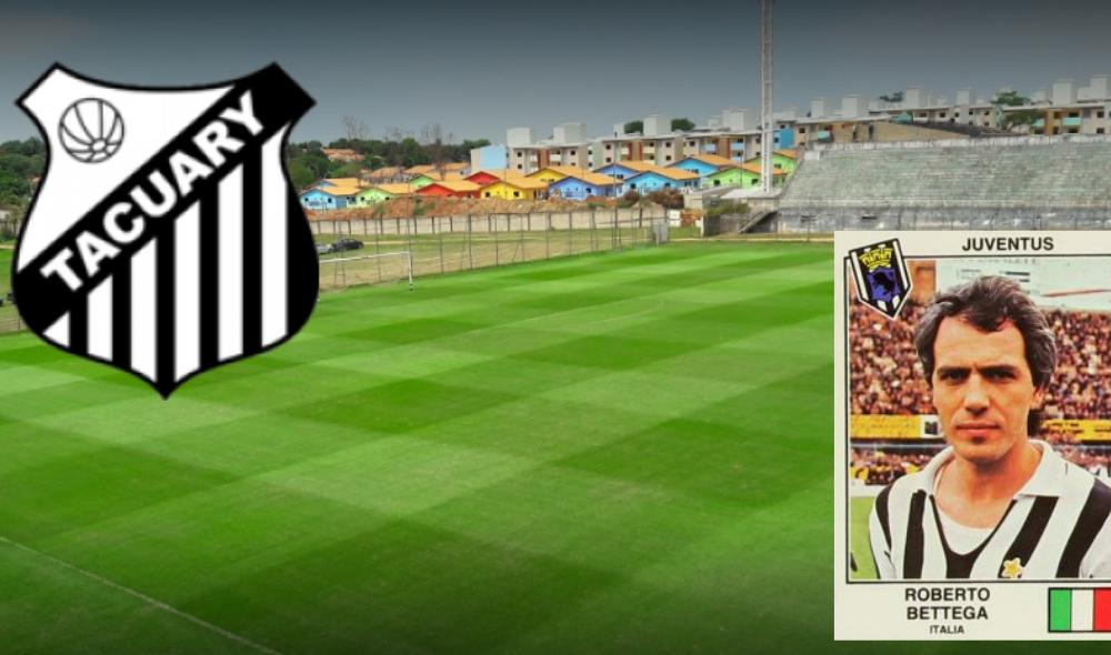 Roberto Bettega - Estadio