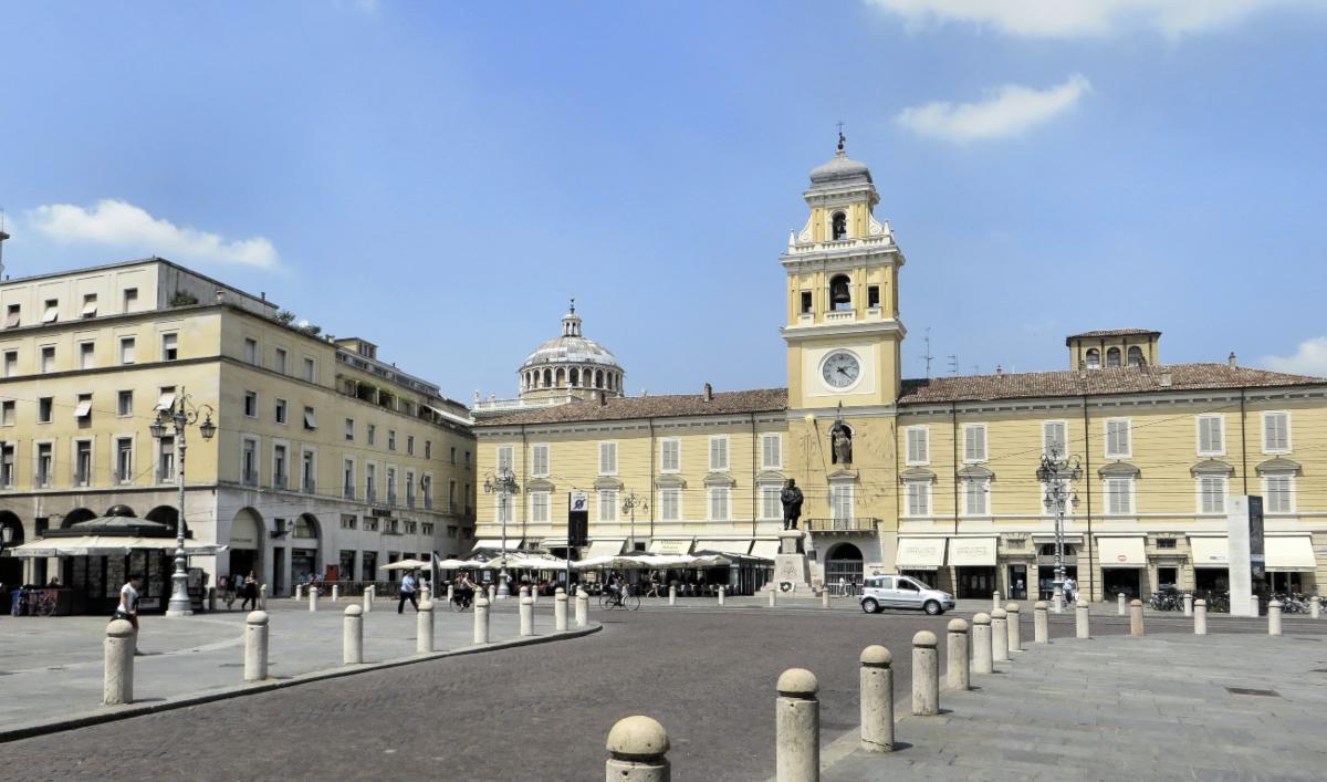 estudiar en Italia - Parma