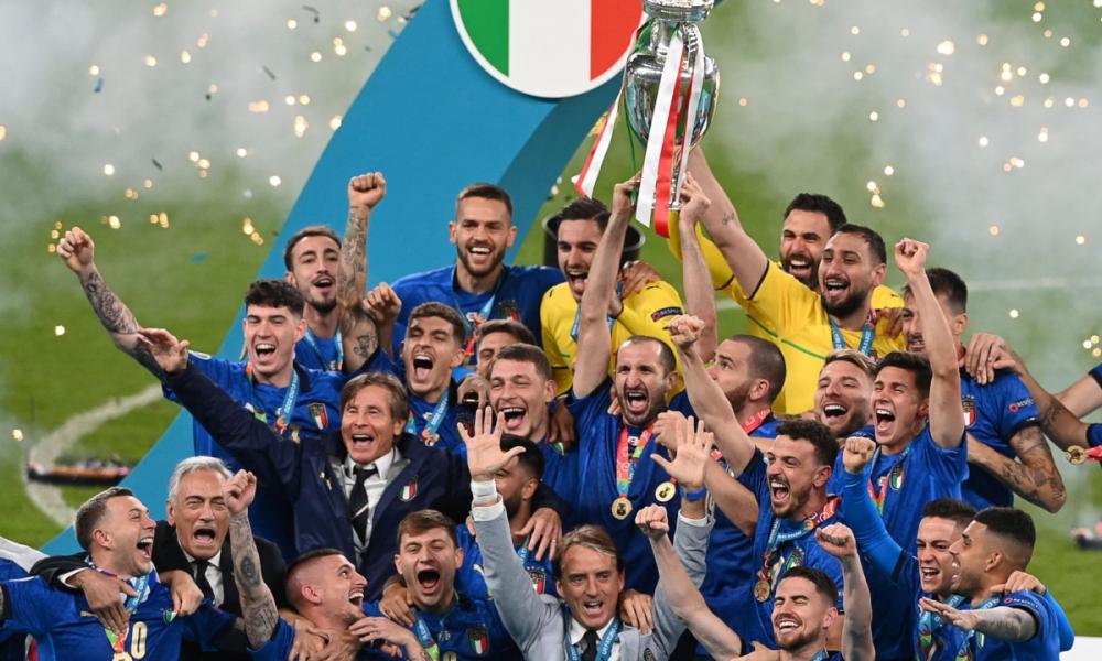 campioni - Eurocopa