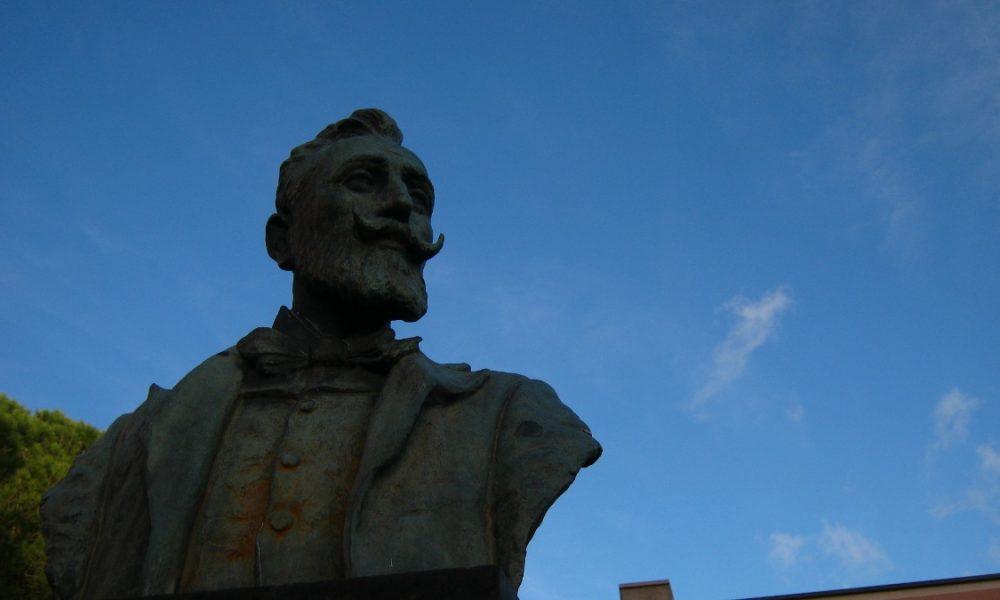 Nino Martoglio-Il busto commemorativo