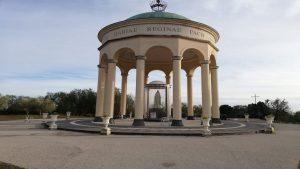 Santuario Della Madonna Della Roccia- Cupola del santuario