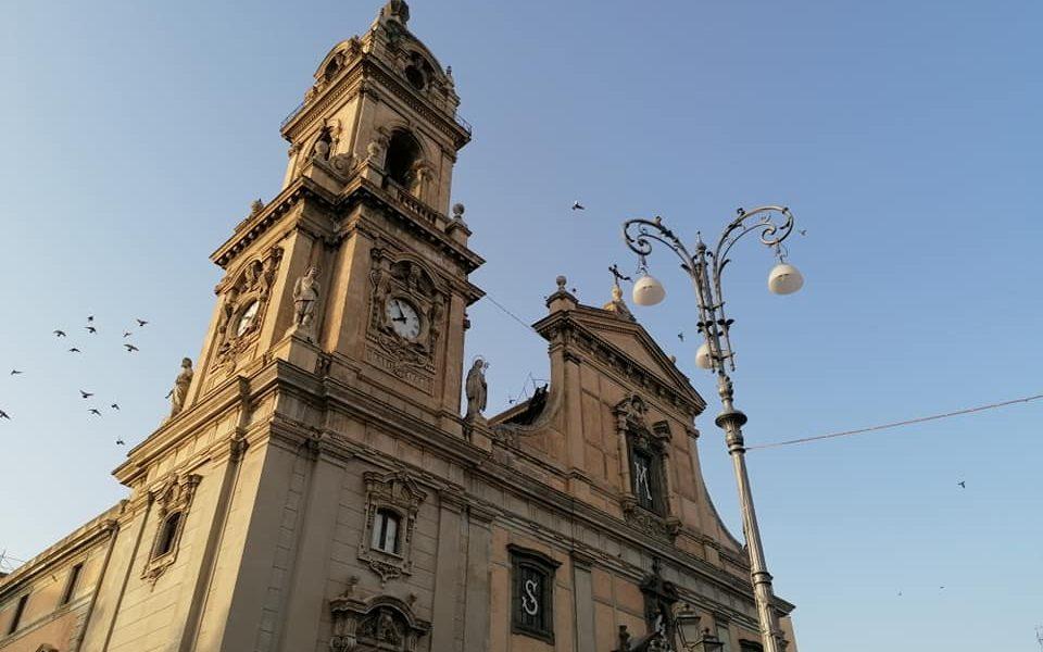 Biancavilla Chiesa Madre: uno dei simboli iconici della città