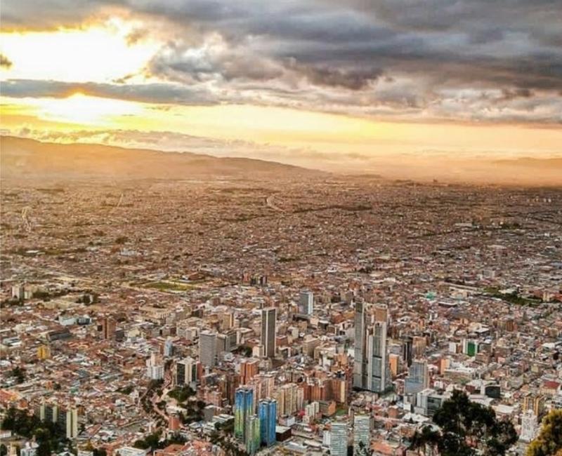 Bogota - Bogotá e Italia - Los lazos que nos unen