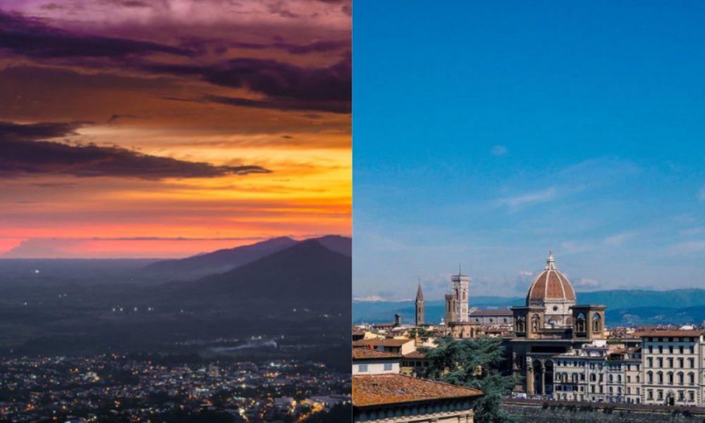 Florencia - Florencia Caquetá y Florencia Italia