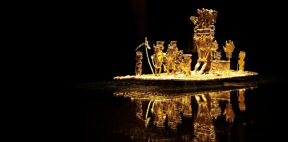 Museo del Oro - Balsa