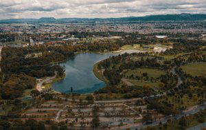 Plan Bogota - Parque Simón Bolívar