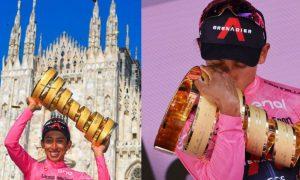 Egan Bernal - Ganador del Giro de Italia