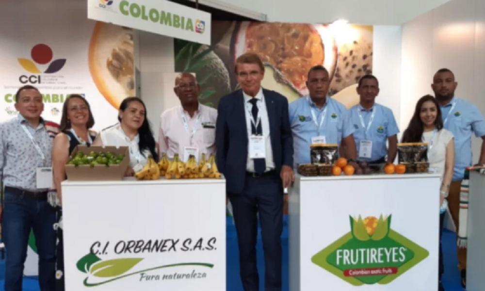 Macfrut - Agricultores Colombianos Exponen Sus Productos En Macfrut 2021