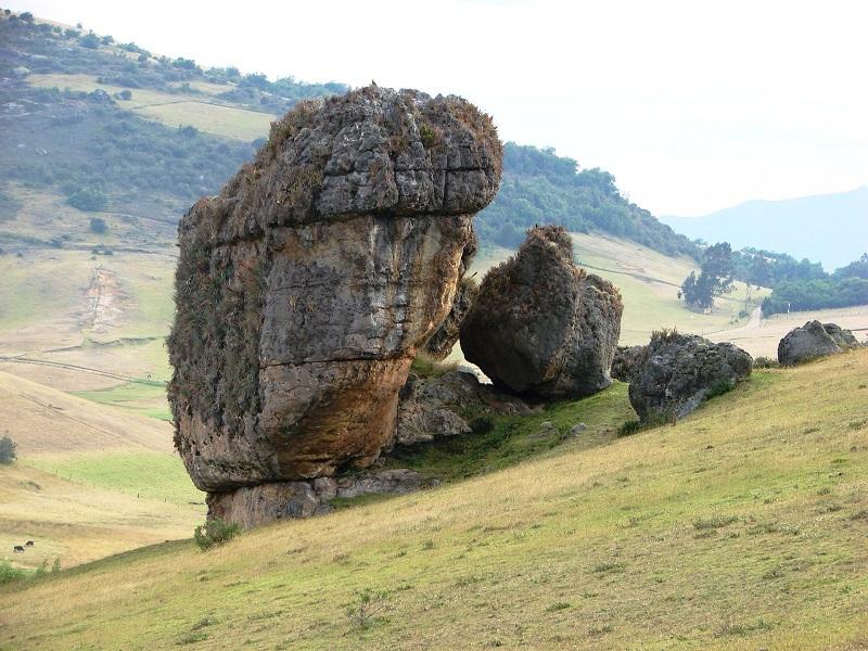 Piedras de Tunjo - Arqueologia Parque Piedras De Tunjo