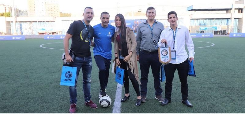 Inter Club - Compartiendo Con Ivan Ramiro Cordoba