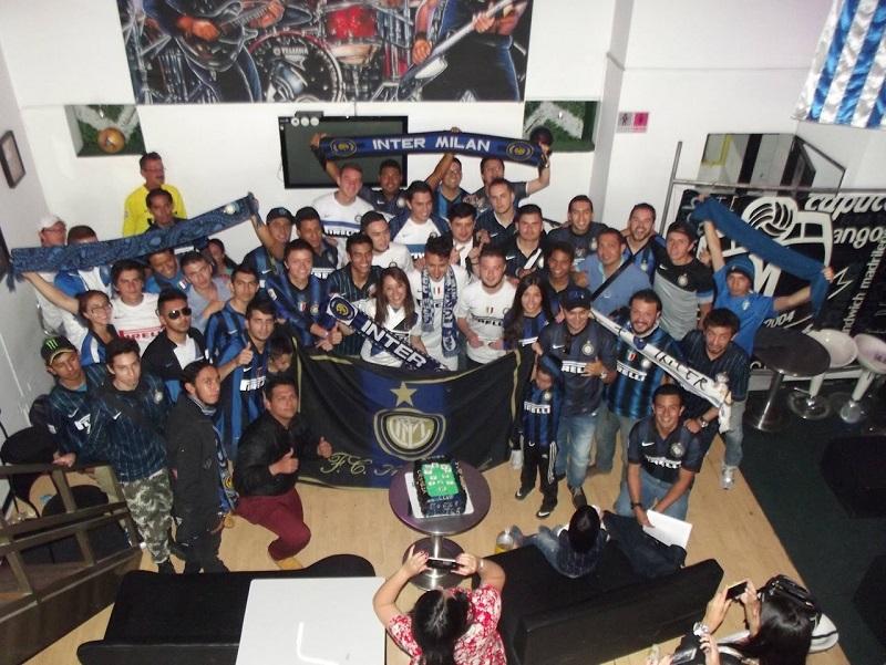 Inter Club - Compartiendo