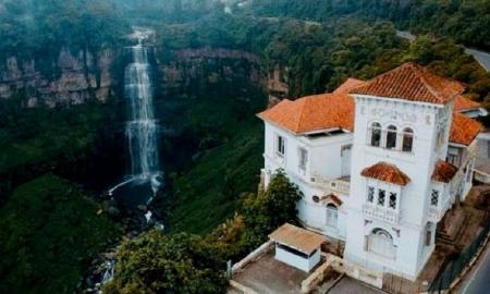Salto del Tequendama - El Atractivo Turistico Del Salto Del Tequendama