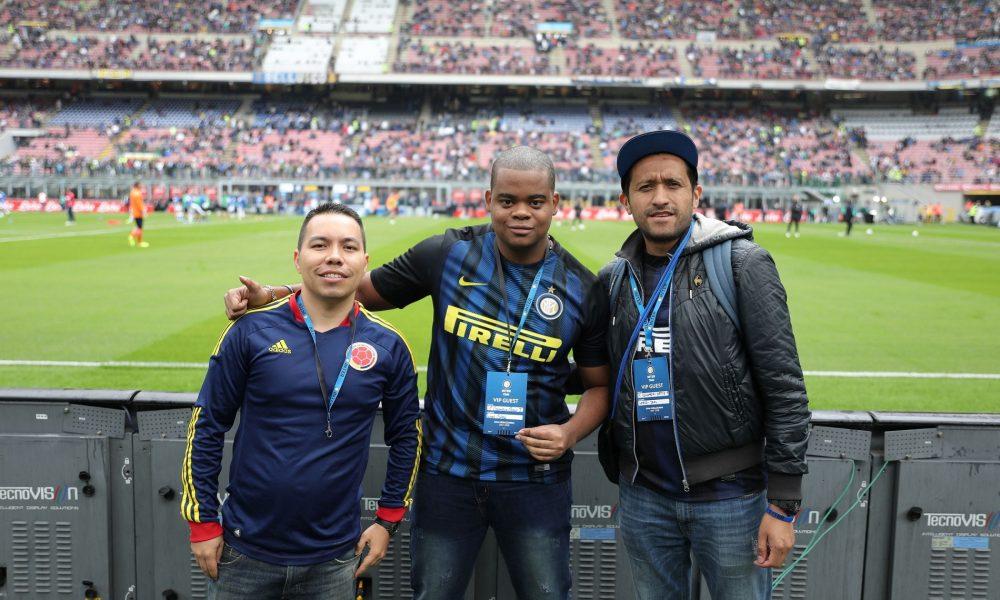 Inter Club - En El Estadio