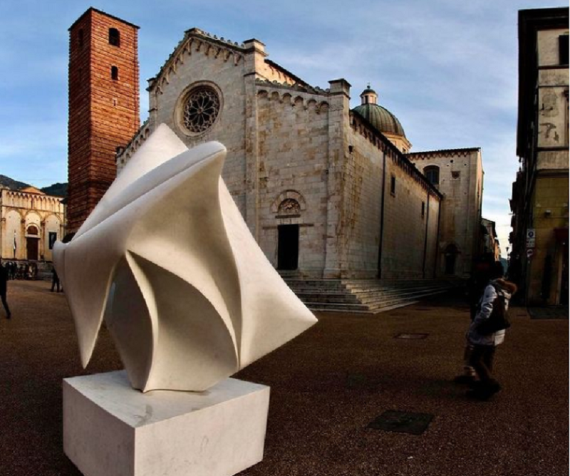 Arte - Escultura Hibercubicos En Pietrasanta