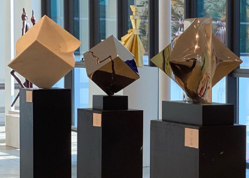 Arte - Exposicion Seduccion Geometrica