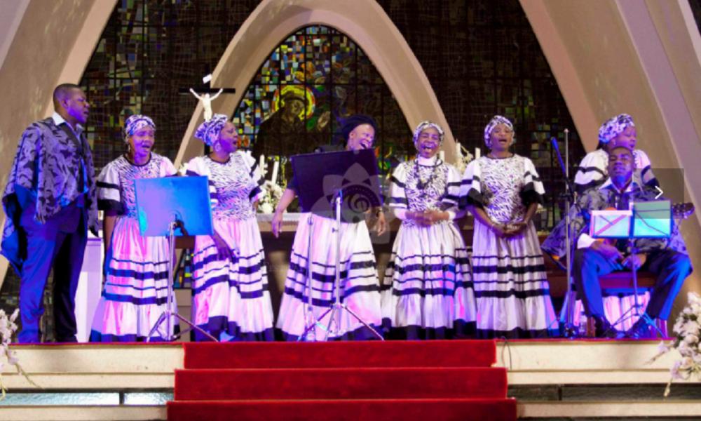 Festival de Musica Sacra - Grupo De Musica Espiritual