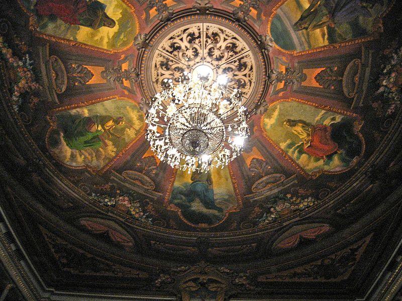 Teatro Colón - Decoracion Teatro Colon Bogota
