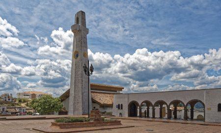 Guatavita - Plaza Central