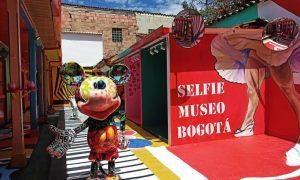 Selfie Museo - En centro de Bogota