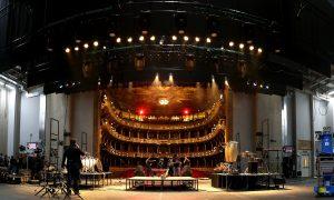 Teatro Colon - Desde Dentro