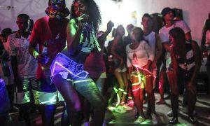 Ritmos latinos - Bailando Champeta