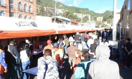 Mercado de las pulgas - Kioskos