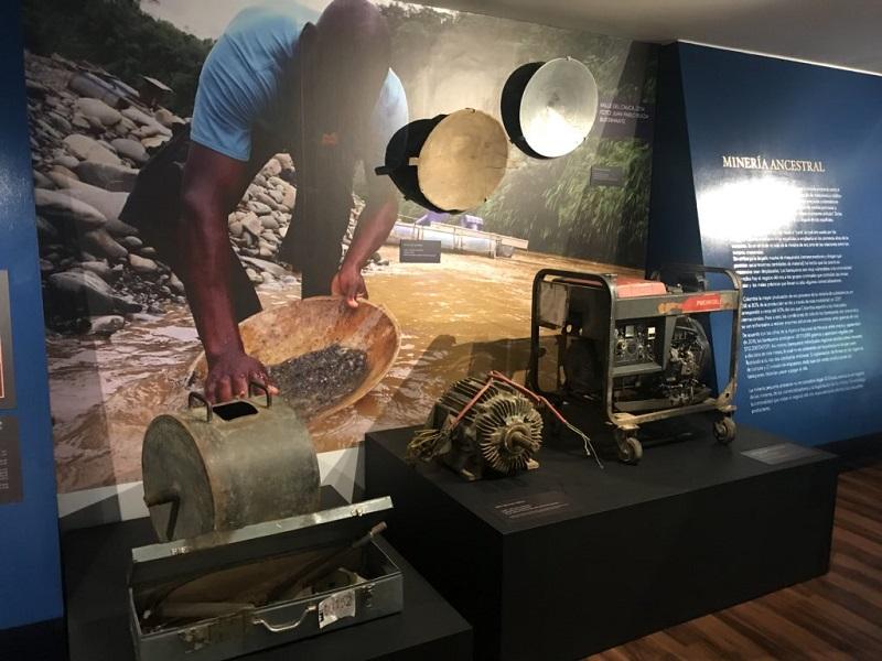 Museo de la Fiscalía - Mineria Ancestral
