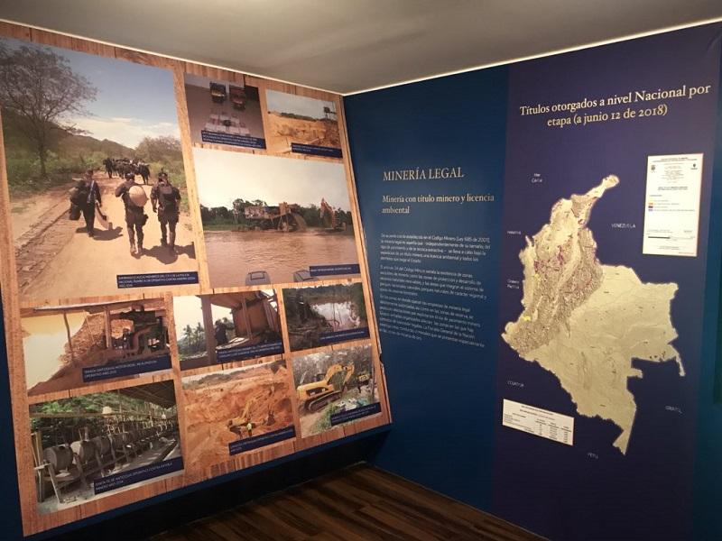 Museo de la Fiscalía - Mineria Legal