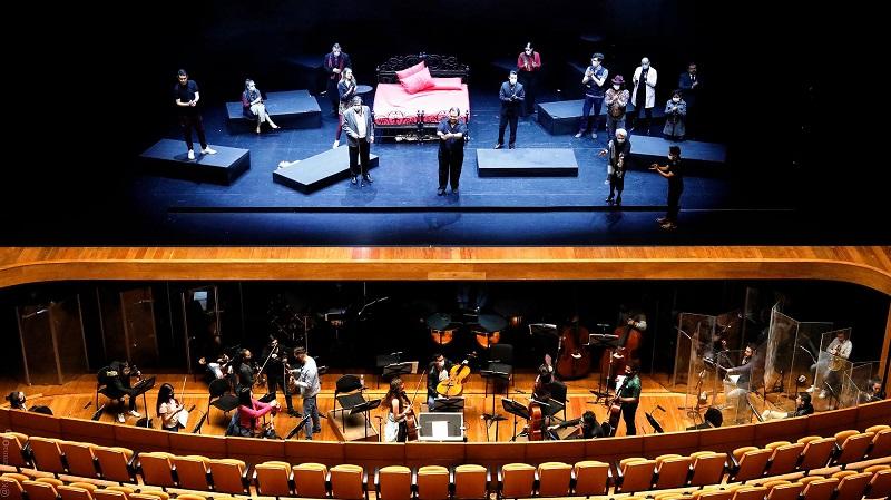 Ópera - Opera De Colombia