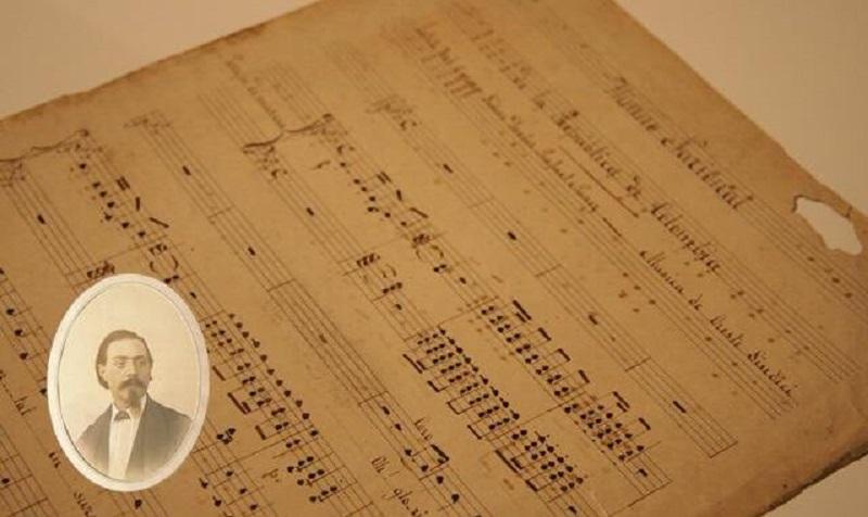 Oreste Síndici - Partituras Himno