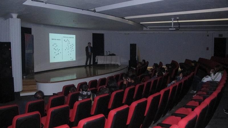 Planetario de Bogotá - Sala De Aprendizaje