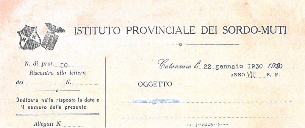 5 Carta Intestata Istituto