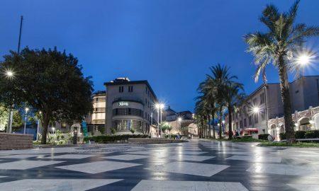 Piazza Matteotti - Anna Maria Nanci