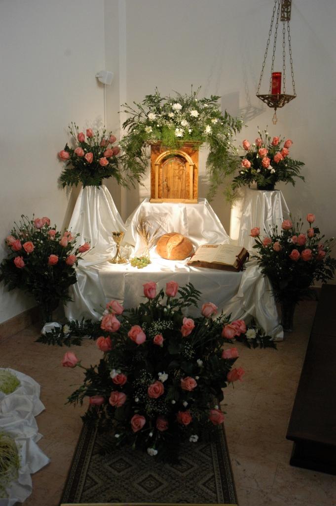 sepolcri giovedì santo