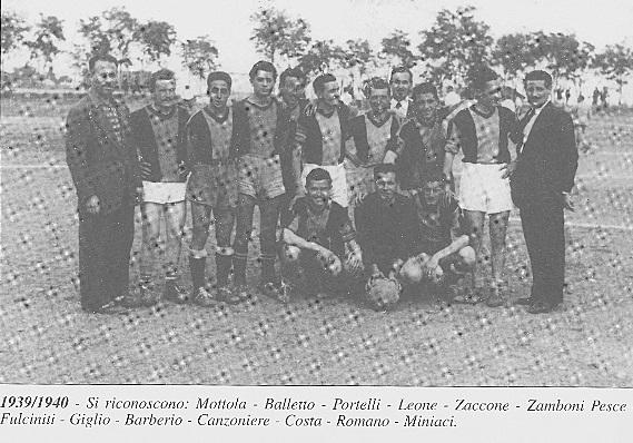 Catanzaro 1939 40