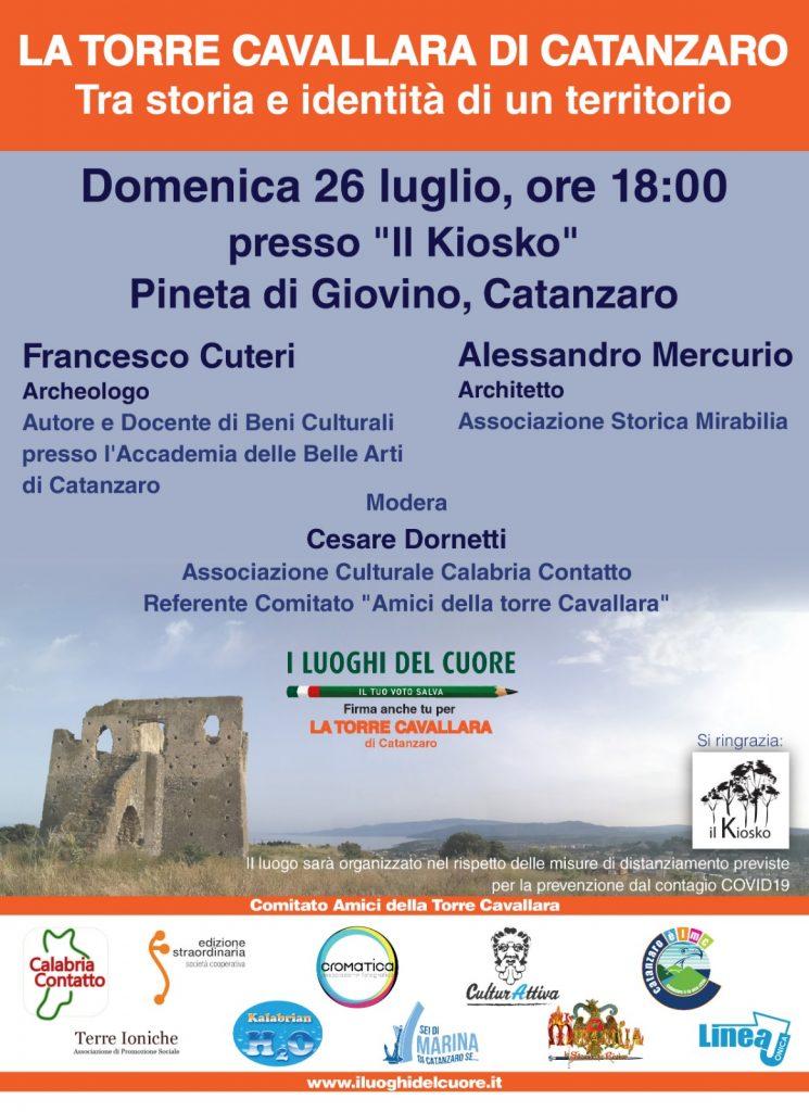 Manifesto Torre Cavallara