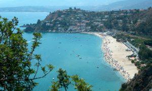 Spiaggia Caminia