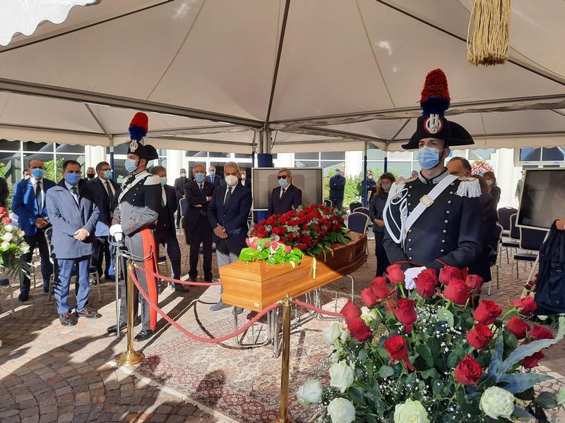 Camera Ardente omaggio alla presidente Jole Santelli
