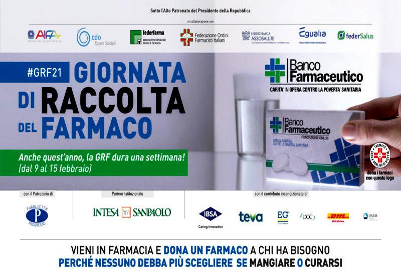 Giornata Del Farmaco Locandina