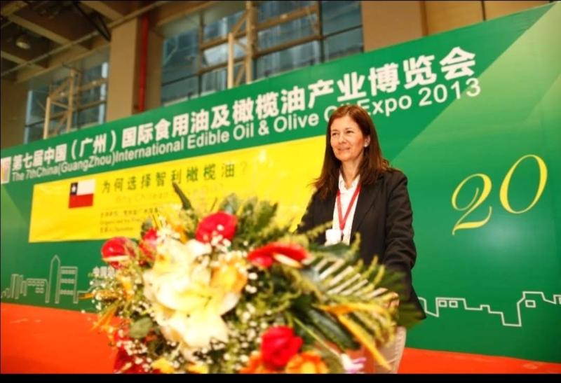 Denise - China