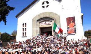 Capitán Pastene - Iglesia Blanca