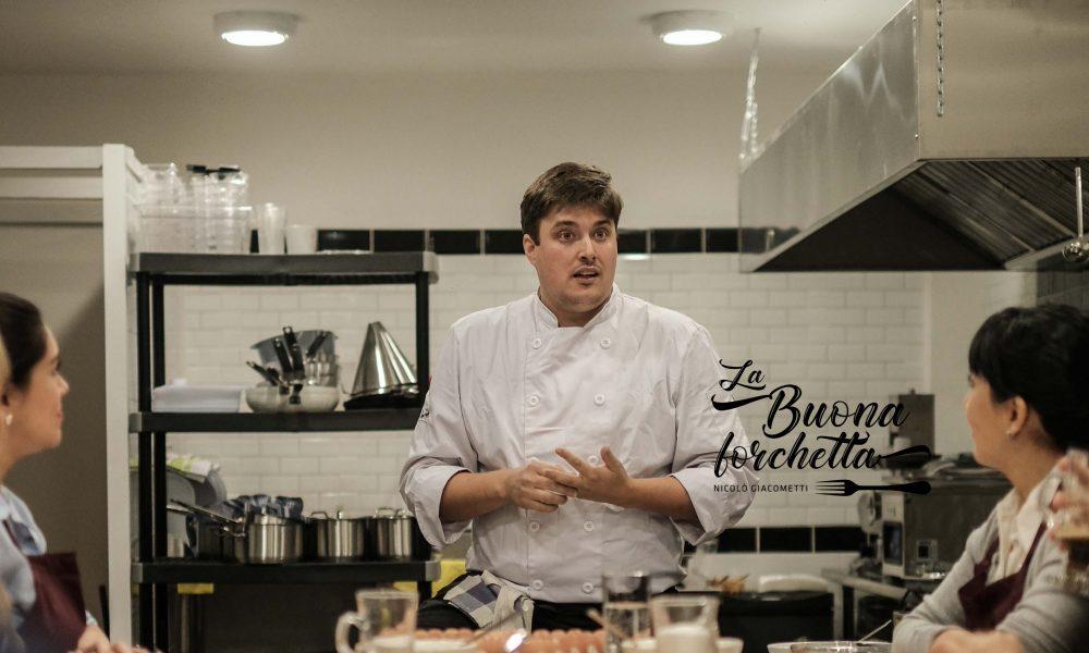 Nicolo - Chef Nicolò