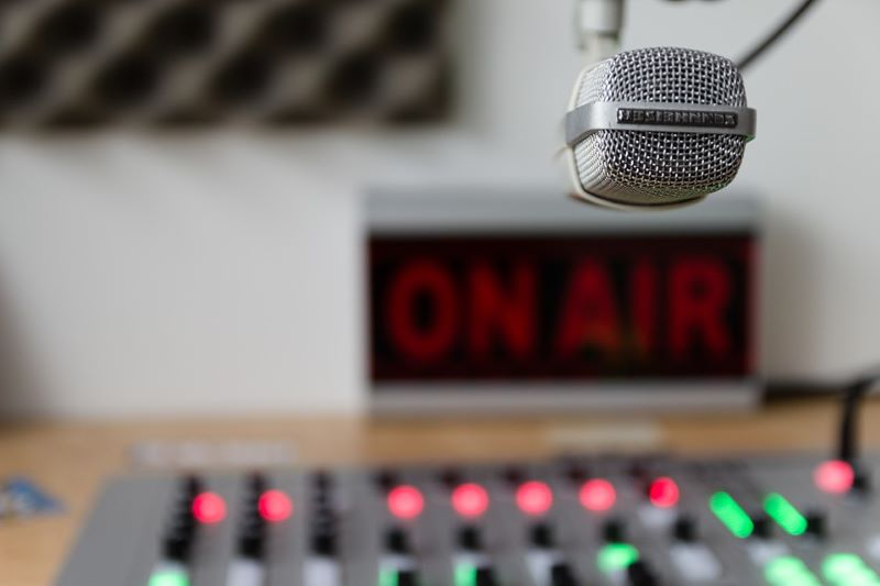 anita - Radio