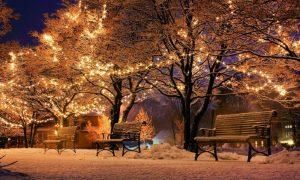 Guerra - Luces Navidad