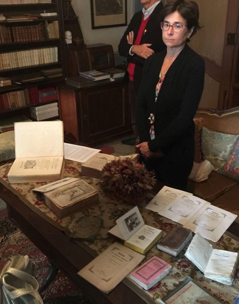 Alessandra Basso - Los Libros