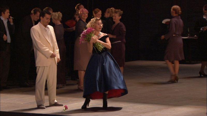 Festival Internacional - Traviata