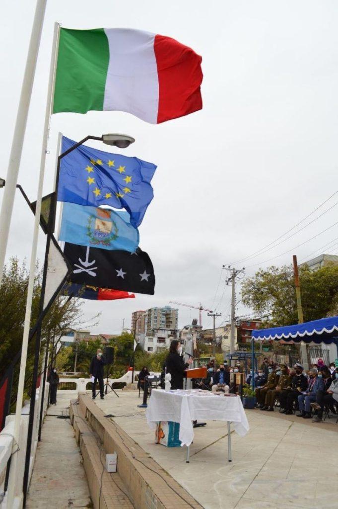 Mirador Ciudad de Camogli - Ceremonia