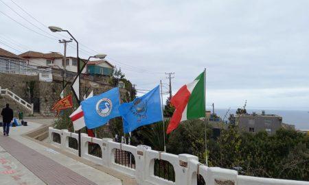 Mirador Ciudad de Camogli - Vista