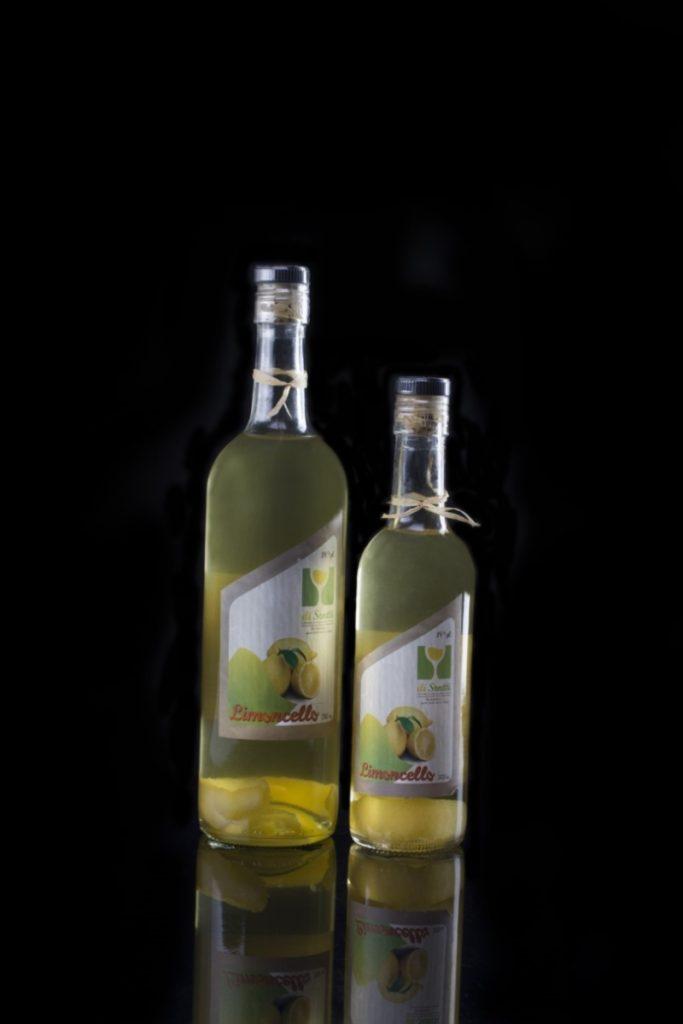 Licores Di Sontti - Botellas