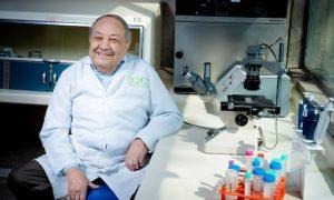 Ricardo Maccioni - Laboratorio